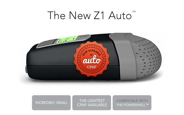 The new Z1 Auto cpap