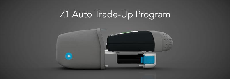 Z1 Auto Trade-Up Program