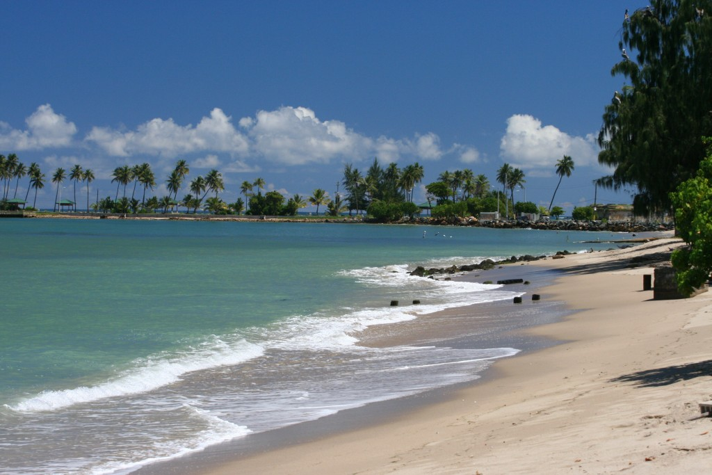 Puerto Rico travel in springtime