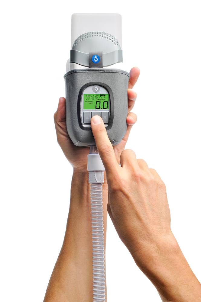 The Z1 CPAP machine